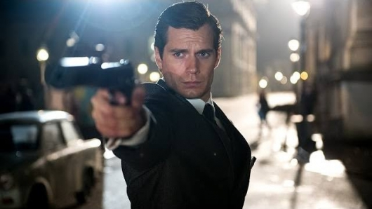 The Man from U.N.C.L.E. Henry Cavill