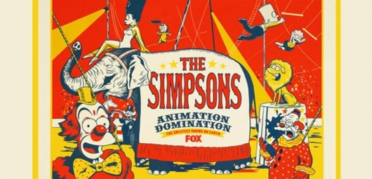 The Simpsons Animation Domination