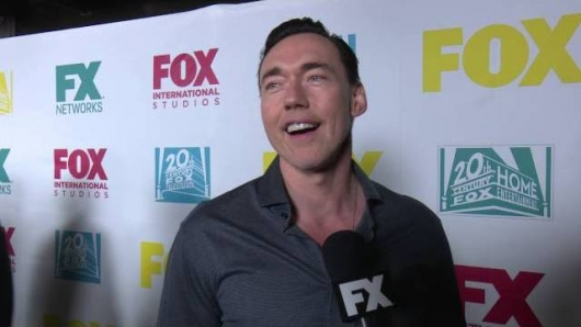 The Strain Kevin Durand Comic-Con
