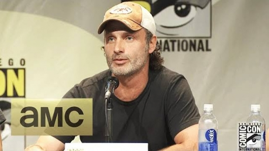 The Walking Dead Panel Highlights Comic-Con