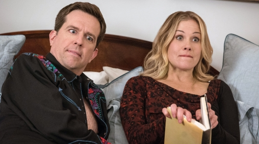 Vacation, starring Ed Helms and Christina Applegate