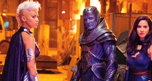 X-Men: Apocalypse Header