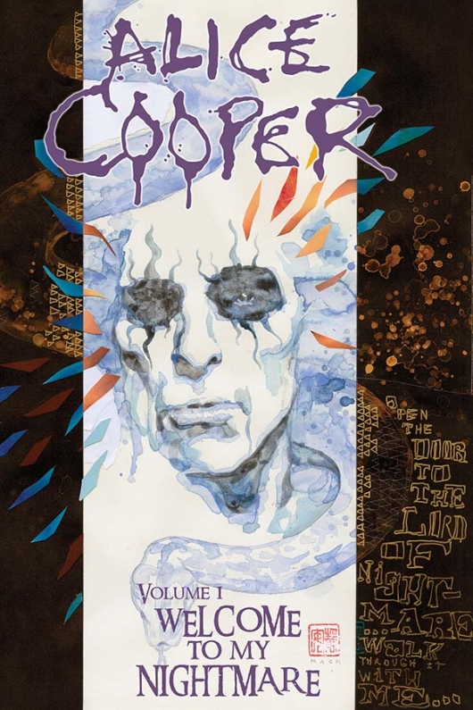 Alice Cooper, Volume 1 cover