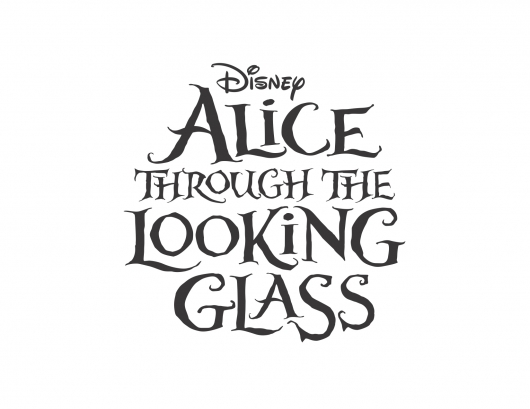 Alice Through The Looking Glass logo 2