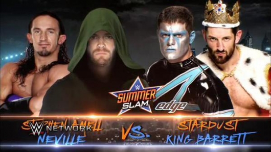 Arrow Stardust Summerslam