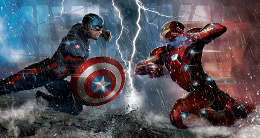 Captain America: Civil War Captain America Iron Man