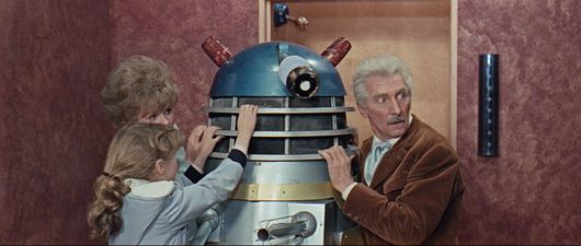 Dr. Who Peter Cushing
