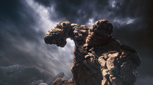 Thing in Fantastic Four (2015)