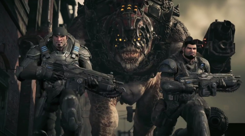 �mad world� trailer for �gears of war� ultimate edition