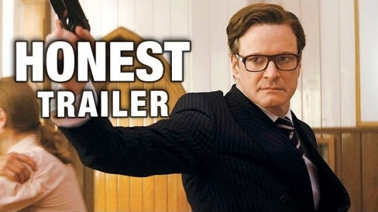 Honest Trailer Kingsman