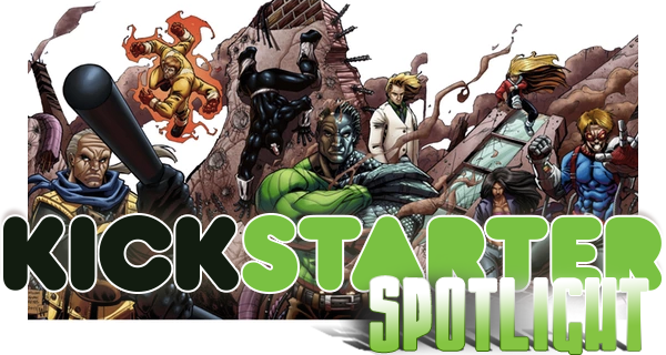 Kickstarter Spotlight: The Threat reboot