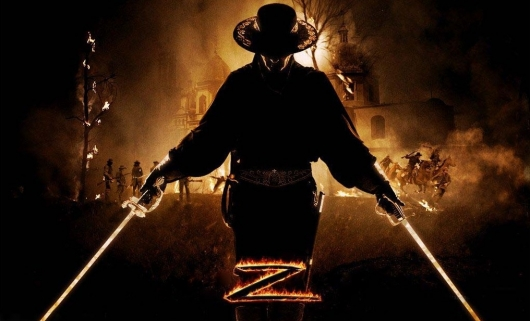 Legend of Zorro Header Image