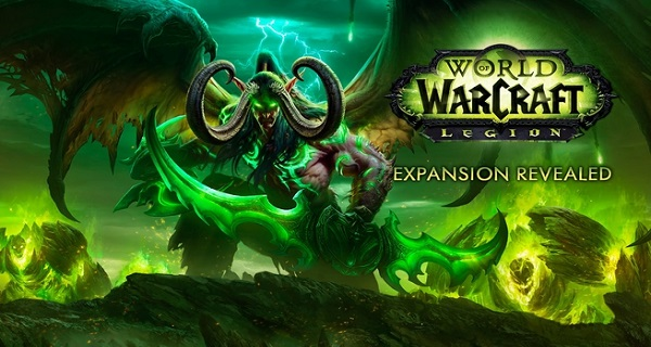 World of Warcraft Legion Expansion