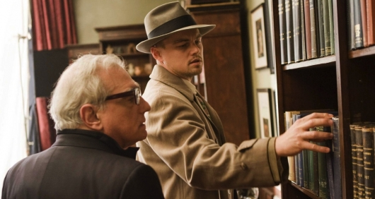 Martin Scorsese and Leonardo DiCaprioMartin Scorsese and Leonardo DiCaprio
