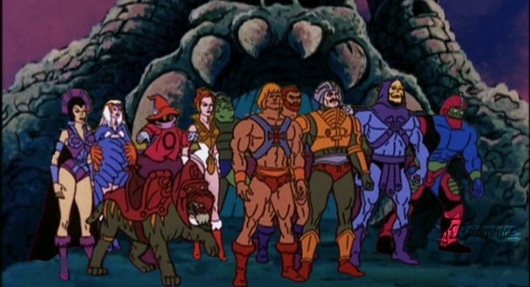 Masters of the Universe Header