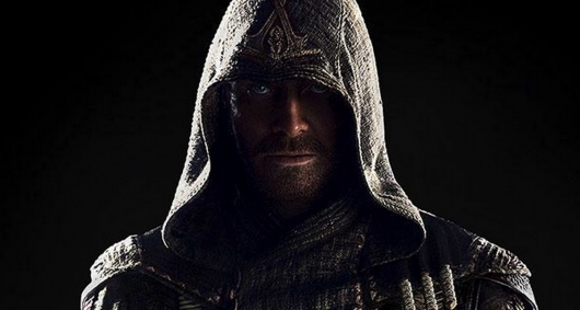 Michael Fassbender Assassin's Creed Header Image