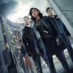 Minority Report Characters cast