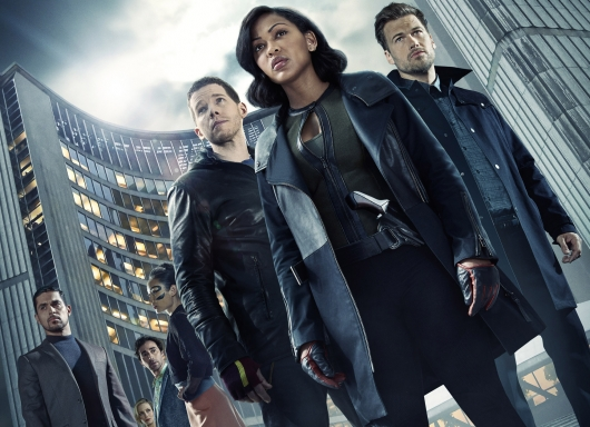 Minority Report Characters Cast Header