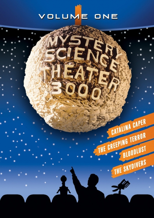 MST3K: Volume I on DVD from Shout! Factory.