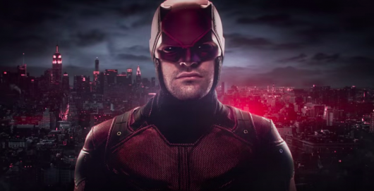 Netflix Marvel Daredevil red suit season 1