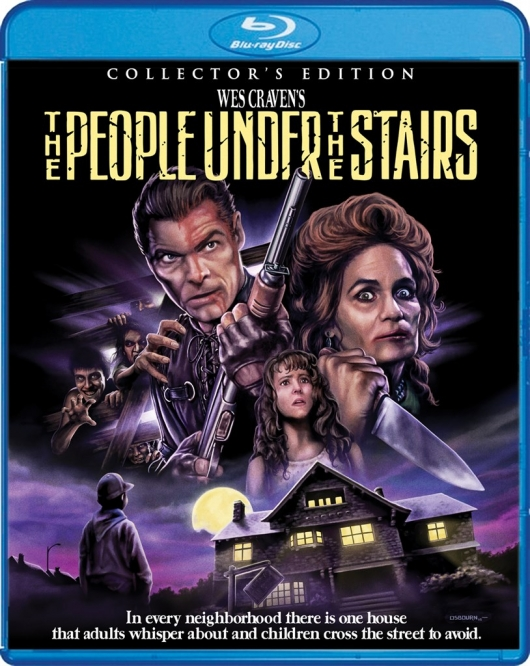 The People Under the Stairs (Collector's Edition) Blu-ray from Scream Factory
