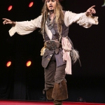 Pirates of the Caribbean Johnny Depp 1