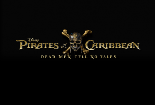 POTC Dead Men Logo Orlando Bloom