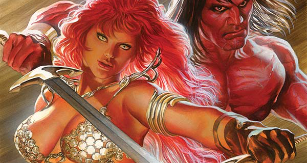 Red Sonja/Conan #1