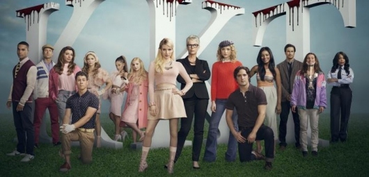 Scream Queens Cast Photo