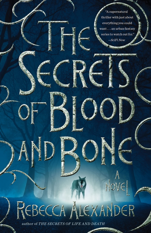 The Secrets of Blood and Bone cover Rebecca Alexander