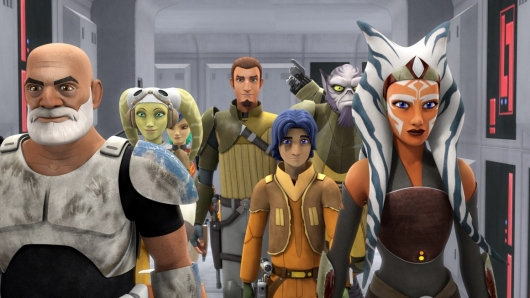 Star Wars Rebels Season 2 TV preview