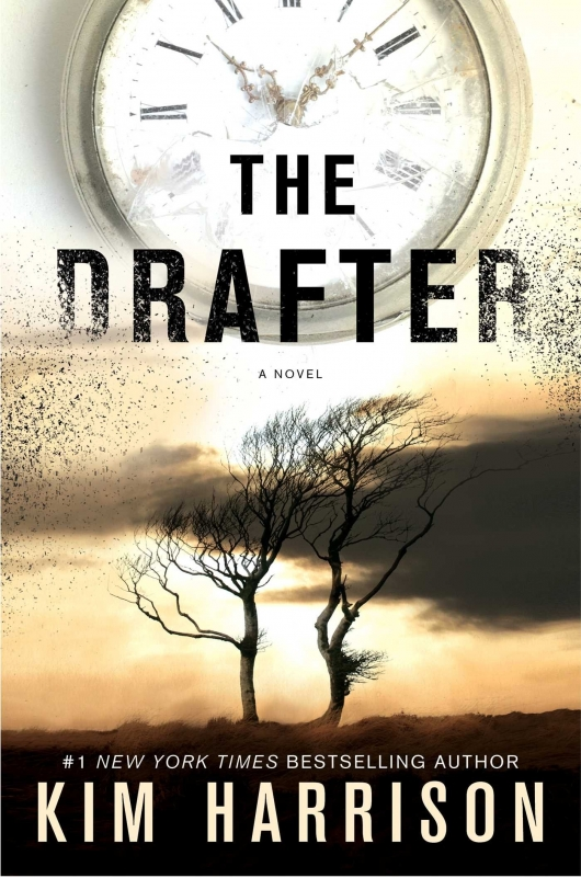 The Drafter cover by Kim Harrison - Peri Reed Chronicles Book 1