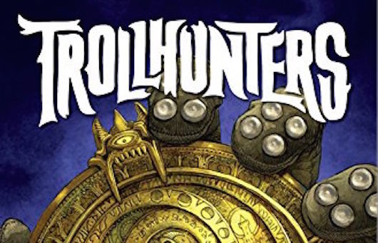 Trollhunters Cover Header