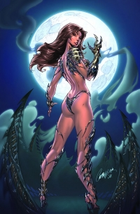 Witchblade #135 variant