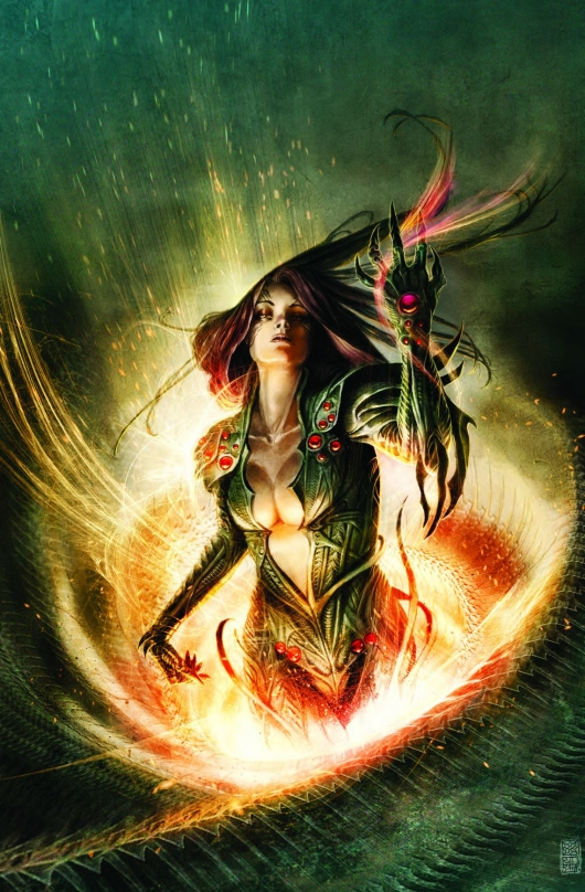 Witchblade #144, cover B
