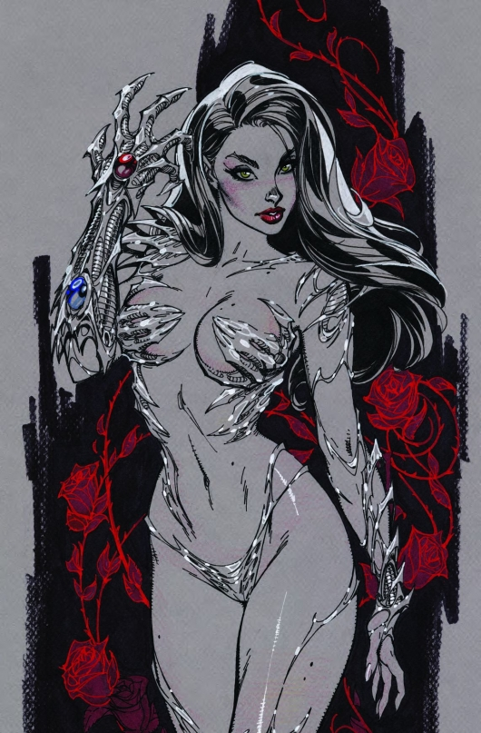 Witchblade #150, cover F