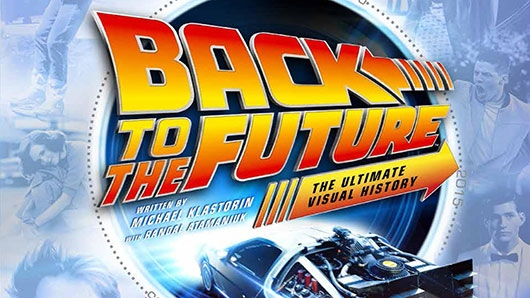 Back to the Future: The Ultimate Visual History title