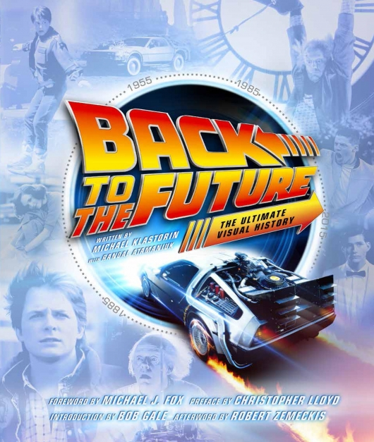 Back to the Future: The Ultimate Visual History cover