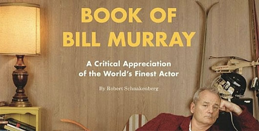 The Big Bad Book of Bill Murray banner