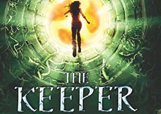 David Baldacci The Keeper Header
