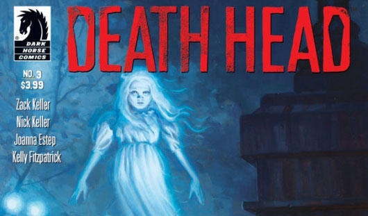 Death Head #3 header