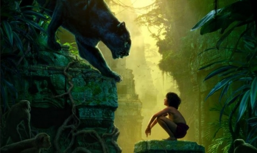Disney's The Jungle Book Header Image