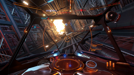 Elite Dangerous CQC screenshot