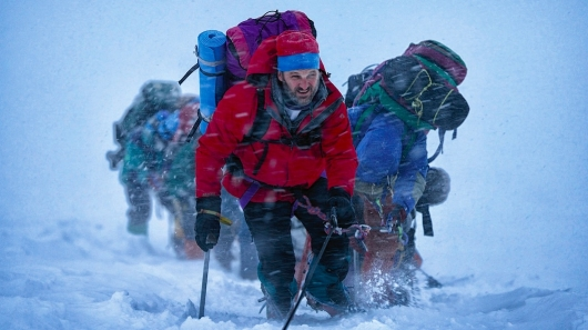 Everest, starring Jason Clarke