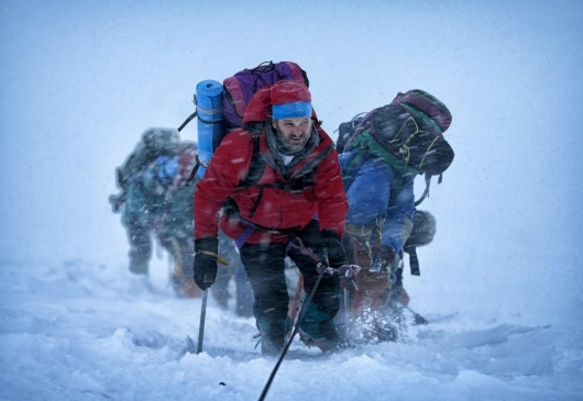 Everest movie Jason Clarke leading