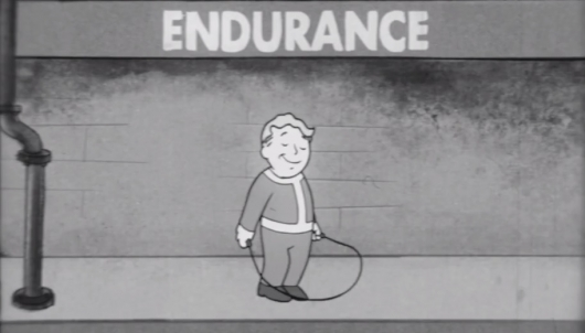 Fallout 4 S.P.E.C.I.A.L. Video Series - Endurance