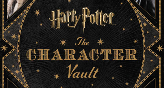 Harry Potter The Character Vault Film Art Book Coming
