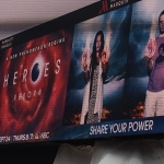 Heroes Reborn Athena Marquee Pic