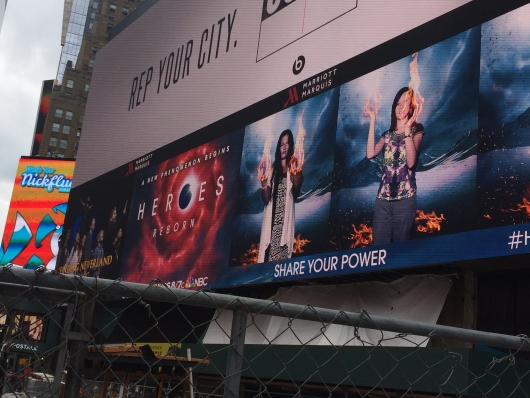 Heroes Reborn Athena Marquee Pic 2