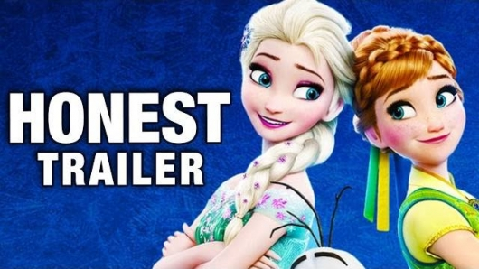 HonestTrailer Frozen Fever